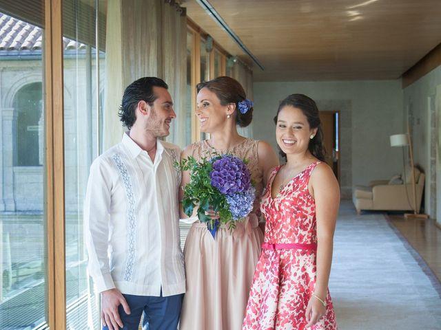 La boda de Javier y Conchi en Nogueira De Ramuin, Orense 23