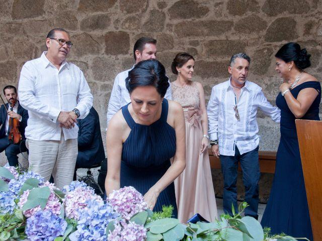 La boda de Javier y Conchi en Nogueira De Ramuin, Orense 25