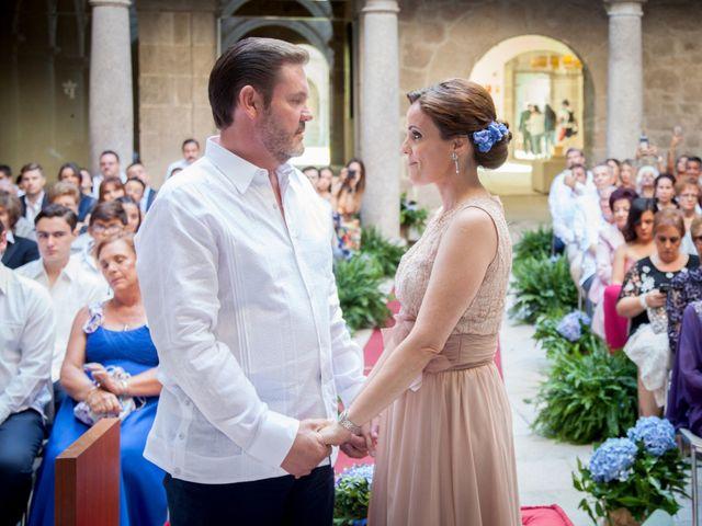 La boda de Javier y Conchi en Nogueira De Ramuin, Orense 26
