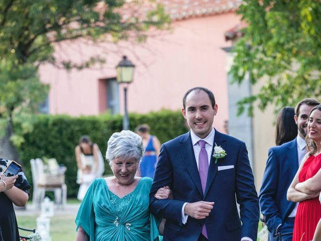 La boda de Ángel y Rocío en Madrid, Madrid 15