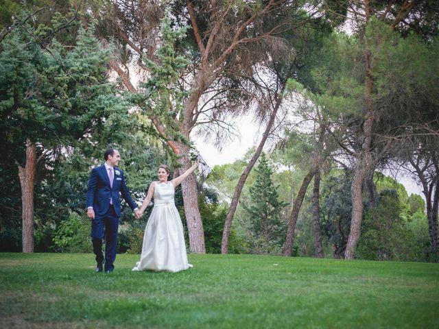 La boda de Rocío y Ángel