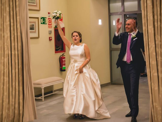 La boda de Ángel y Rocío en Madrid, Madrid 26