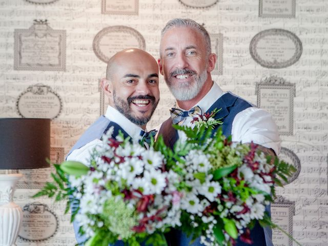 La boda de Ken y Jonny