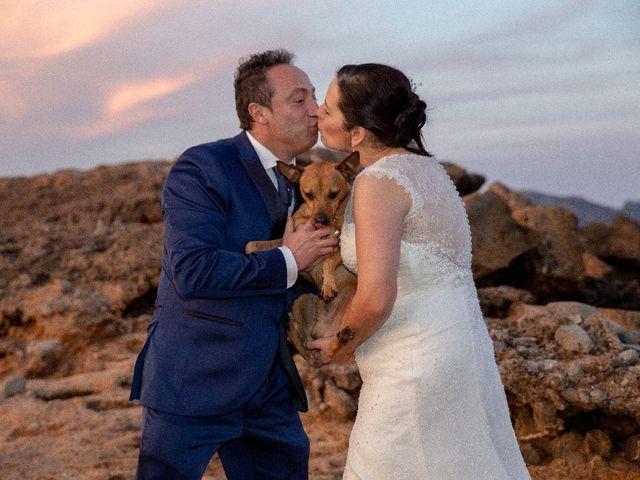 La boda de Javi y Malen en Santa Margalida, Islas Baleares 8