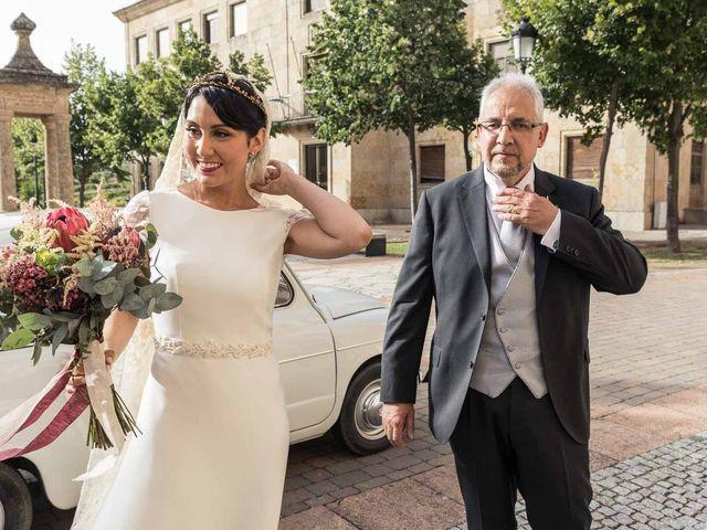 La boda de Eduardo y Paula en Ciudad Rodrigo, Salamanca 20