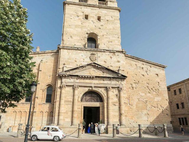 La boda de Eduardo y Paula en Ciudad Rodrigo, Salamanca 21