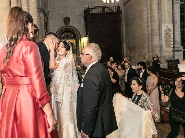 La boda de Eduardo y Paula en Ciudad Rodrigo, Salamanca 23