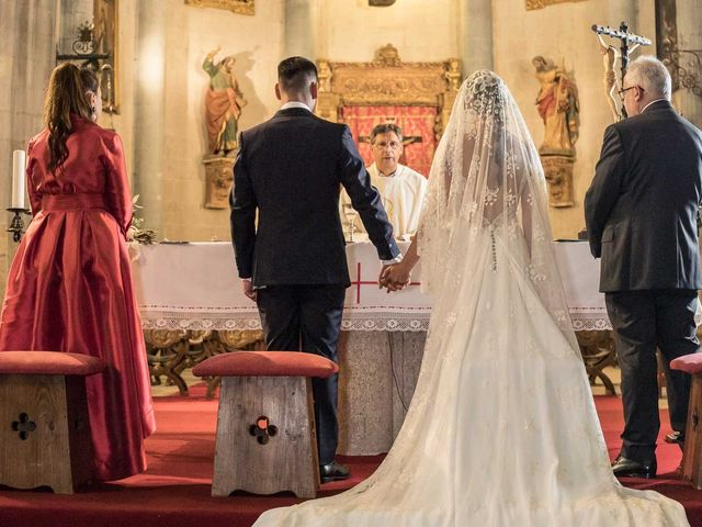 La boda de Eduardo y Paula en Ciudad Rodrigo, Salamanca 27