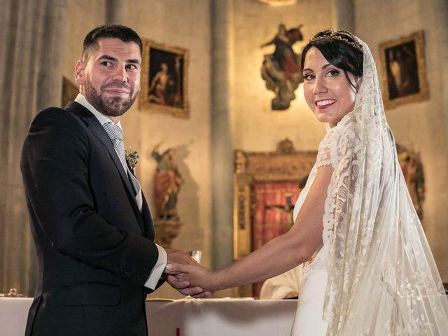 La boda de Eduardo y Paula en Ciudad Rodrigo, Salamanca 28