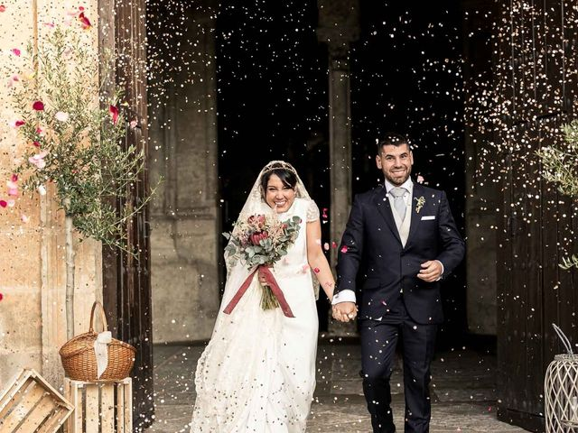 La boda de Eduardo y Paula en Ciudad Rodrigo, Salamanca 31