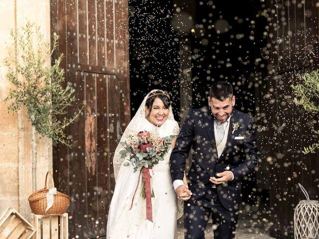 La boda de Eduardo y Paula en Ciudad Rodrigo, Salamanca 1