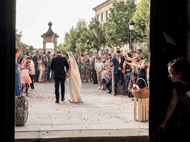 La boda de Eduardo y Paula en Ciudad Rodrigo, Salamanca 34
