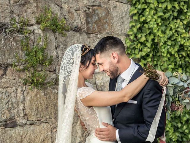 La boda de Eduardo y Paula en Ciudad Rodrigo, Salamanca 40