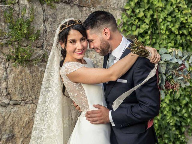 La boda de Eduardo y Paula en Ciudad Rodrigo, Salamanca 2