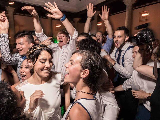 La boda de Eduardo y Paula en Ciudad Rodrigo, Salamanca 57