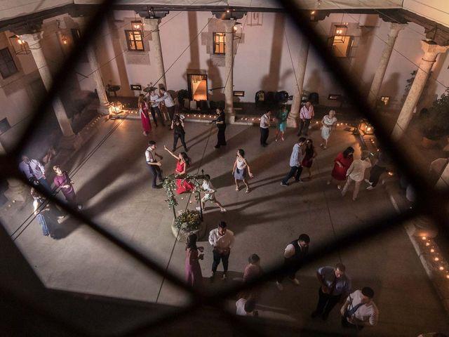 La boda de Eduardo y Paula en Ciudad Rodrigo, Salamanca 59