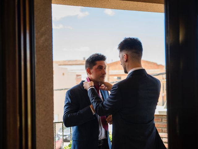 La boda de Ricard y Silvia en Alcarras, Lleida 10