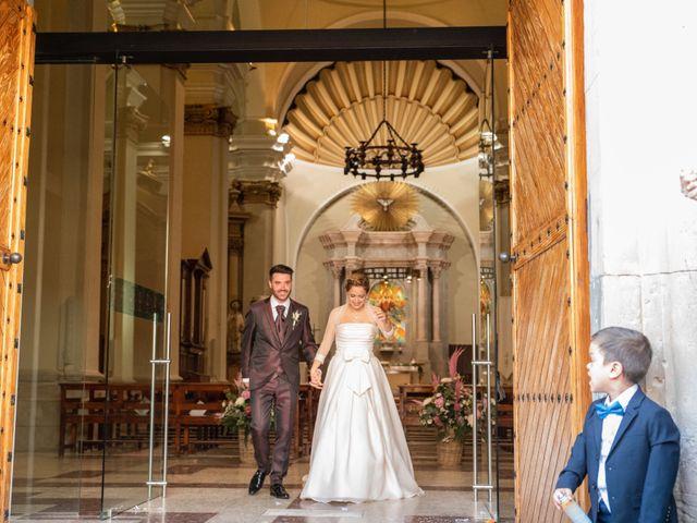 La boda de Ricard y Silvia en Alcarras, Lleida 21