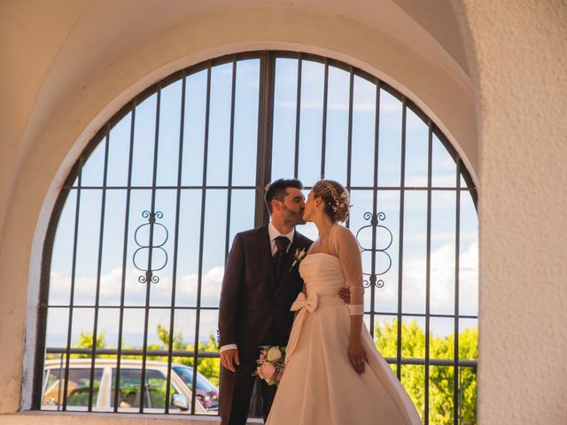 La boda de Ricard y Silvia en Alcarras, Lleida 23