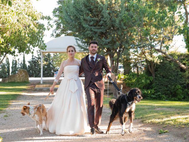 La boda de Ricard y Silvia en Alcarras, Lleida 26