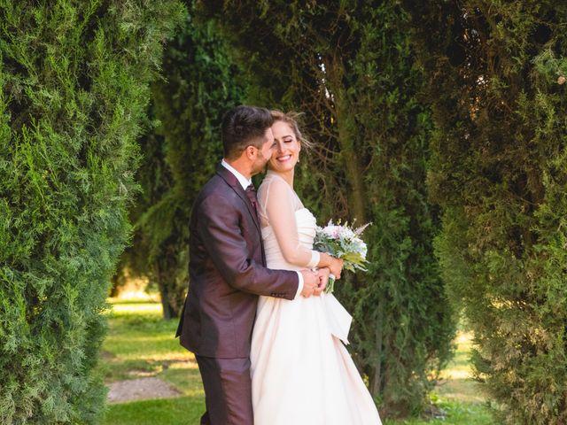 La boda de Ricard y Silvia en Alcarras, Lleida 28