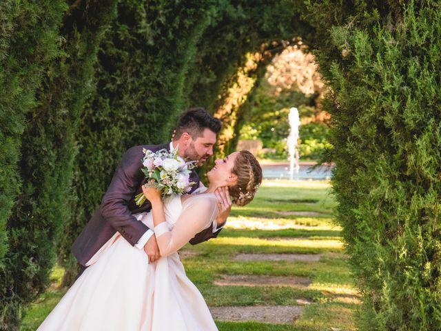 La boda de Ricard y Silvia en Alcarras, Lleida 29