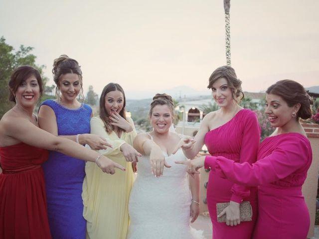 La boda de Jose y Silvia en Alora, Málaga 2