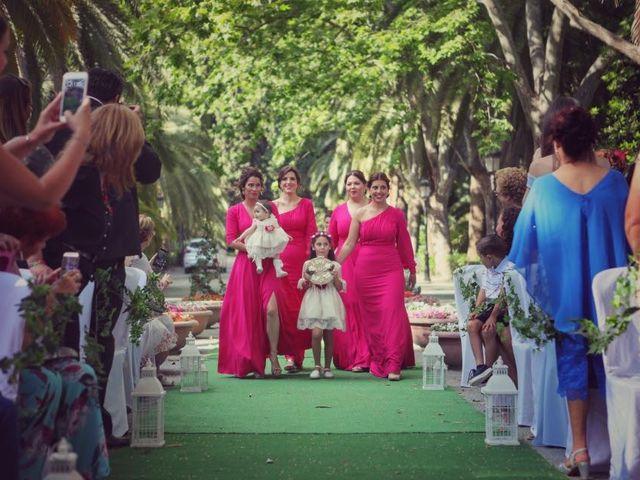 La boda de Jose y Silvia en Alora, Málaga 15