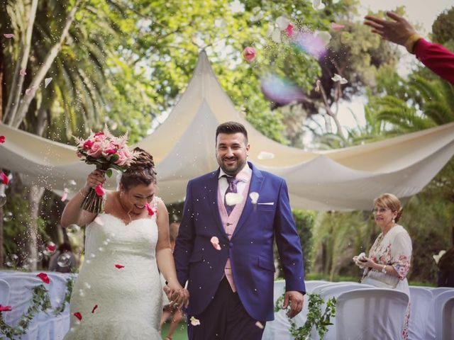 La boda de Jose y Silvia en Alora, Málaga 19