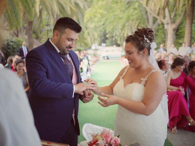 La boda de Jose y Silvia en Alora, Málaga 36