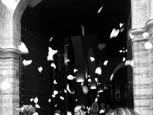 La boda de Chemi y Isa en Sanlucar La Mayor, Sevilla 3