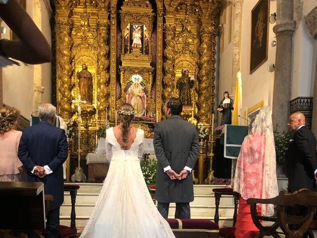 La boda de Chemi y Isa en Sanlucar La Mayor, Sevilla 4