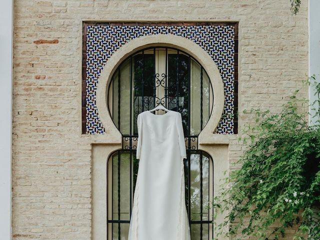 La boda de Chemi y Isa en Sanlucar La Mayor, Sevilla 7