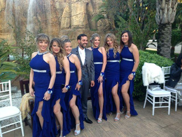 La boda de Adrián   y Nicole   en Dénia, Alicante 5