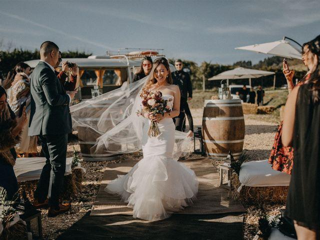 La boda de Karl y Enny en Larrabetzu, Vizcaya 33