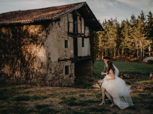 La boda de Karl y Enny en Larrabetzu, Vizcaya 53