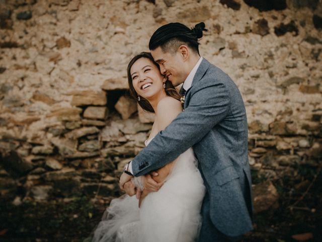 La boda de Karl y Enny en Larrabetzu, Vizcaya 60