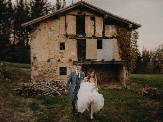 La boda de Karl y Enny en Larrabetzu, Vizcaya 62