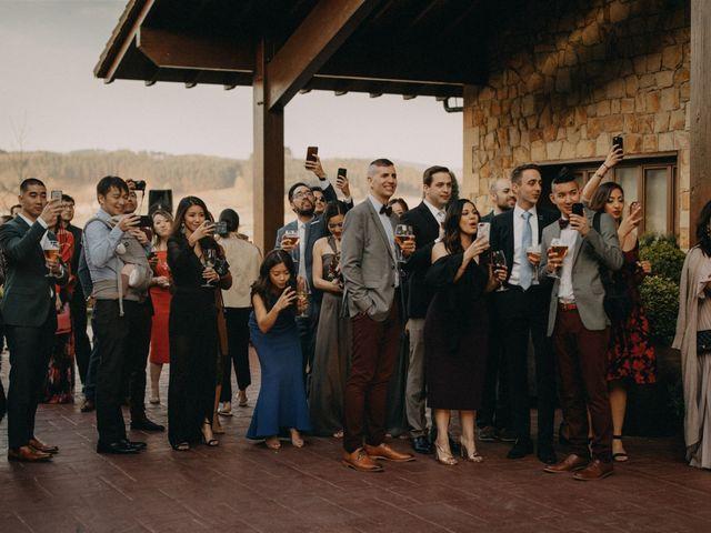 La boda de Karl y Enny en Larrabetzu, Vizcaya 69