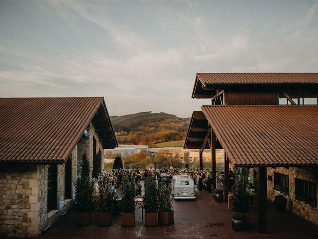 La boda de Karl y Enny en Larrabetzu, Vizcaya 74