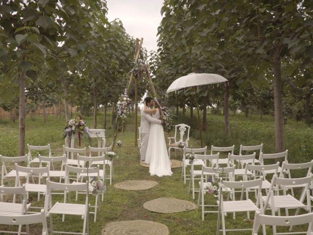 La boda de Noelia y Dani