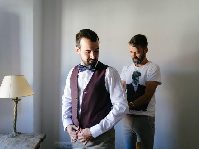 La boda de David y Idoya en Segovia, Lugo 5