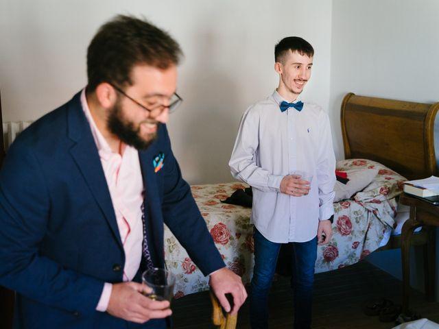 La boda de David y Idoya en Segovia, Lugo 7