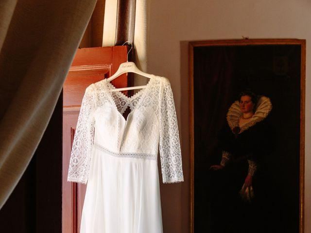 La boda de David y Idoya en Segovia, Lugo 11