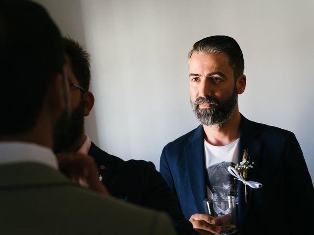La boda de David y Idoya en Segovia, Lugo 12