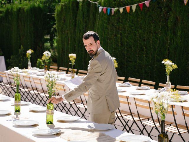 La boda de David y Idoya en Segovia, Lugo 17