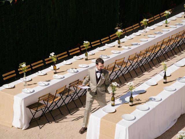 La boda de David y Idoya en Segovia, Lugo 18