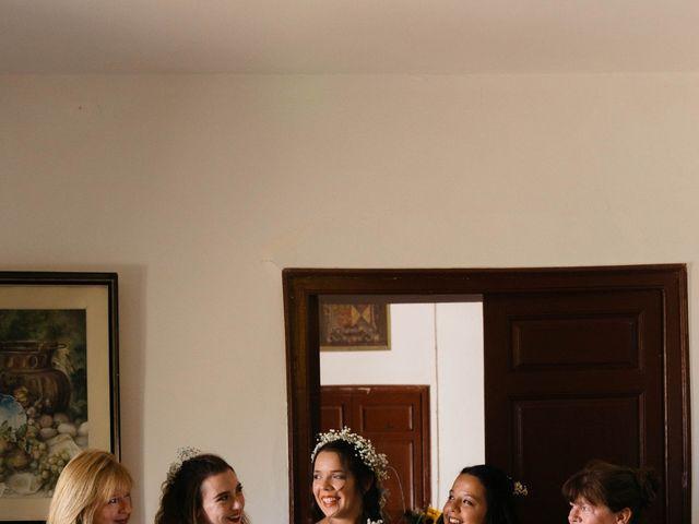 La boda de David y Idoya en Segovia, Lugo 24