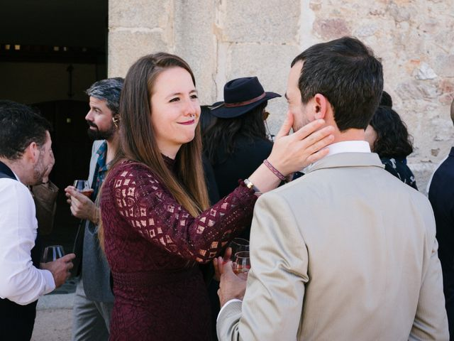 La boda de David y Idoya en Segovia, Lugo 25