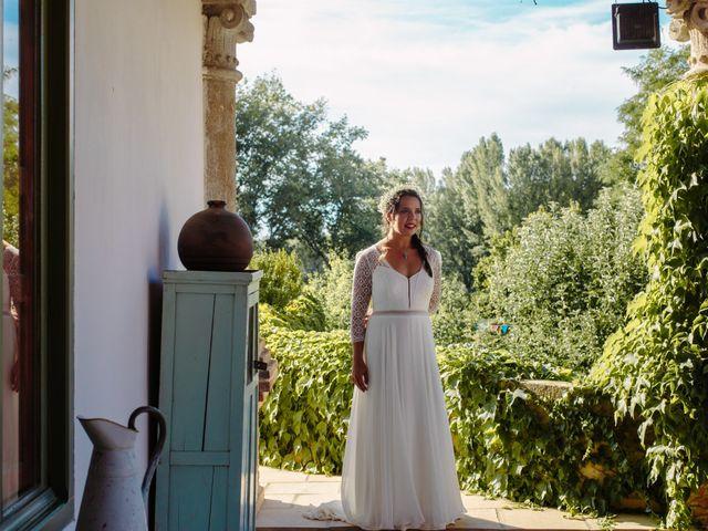 La boda de David y Idoya en Segovia, Lugo 27